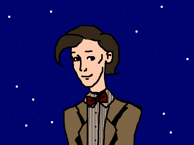 Eleventh Doctor by missbagel