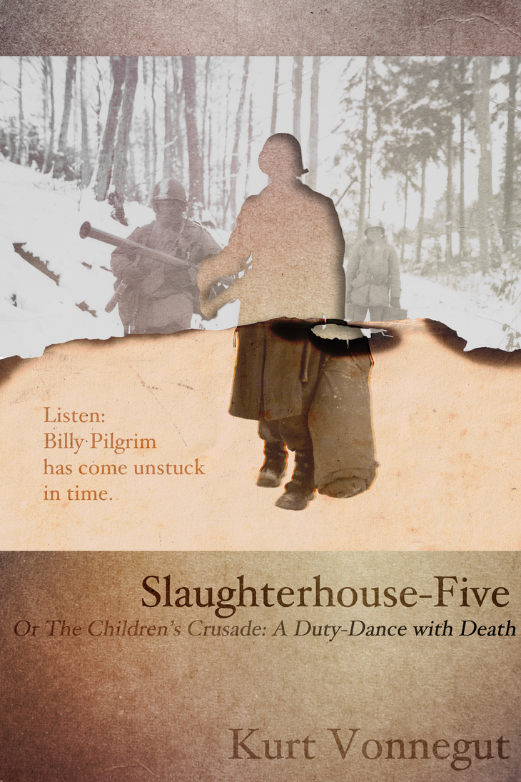 Cover Redesign: Slaughterhouse-Five by missbagel