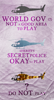PSA - Welcome to Night Vale