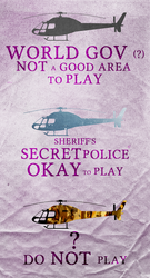 PSA - Welcome to Night Vale by missbagel