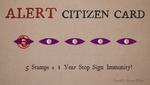 Alert Citizen Card