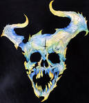 Demon Skull II (Finished)