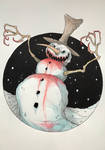 Frosty The Killer Snowman
