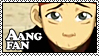 Aang Fan Stamp 1 by misspixyee