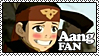 Aang Fan Stamp 2 by misspixyee