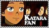 Katara Fan Stamp by misspixyee