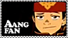 Aang Fan Stamp 3 by misspixyee