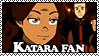 Katara Fan Stamp 2 by misspixyee