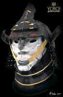 Advanced Tech Samurai v01 by przemek-duda