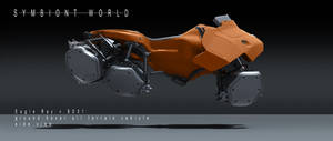 symbiont world - eagle ray hover bike 1