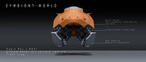 symbiont world - eagle ray hover bike 2