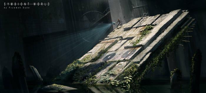 Symbiont World - The Descent