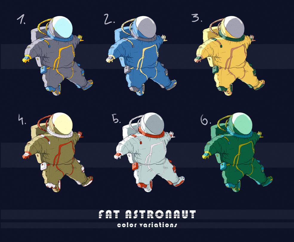 Astronaut by przemek-duda