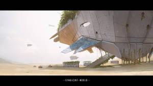 SYMBIONT WORLD - The Landing