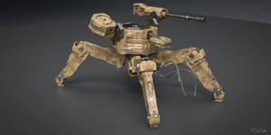 spidertank 3000 2 by przemek-duda