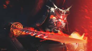 Red blade by przemek-duda