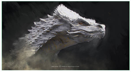 Perrrn the Dragon of Order