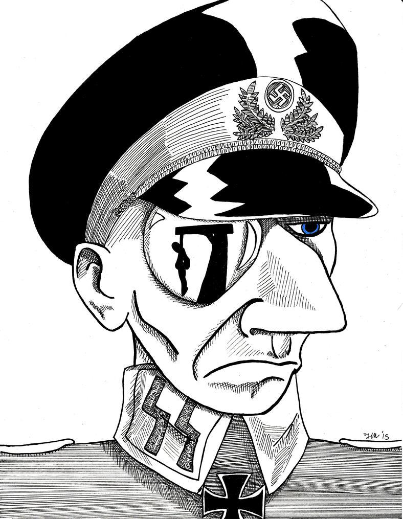 German Officer by JTHMFrAeK