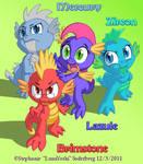 MLP: Dragon Infestation