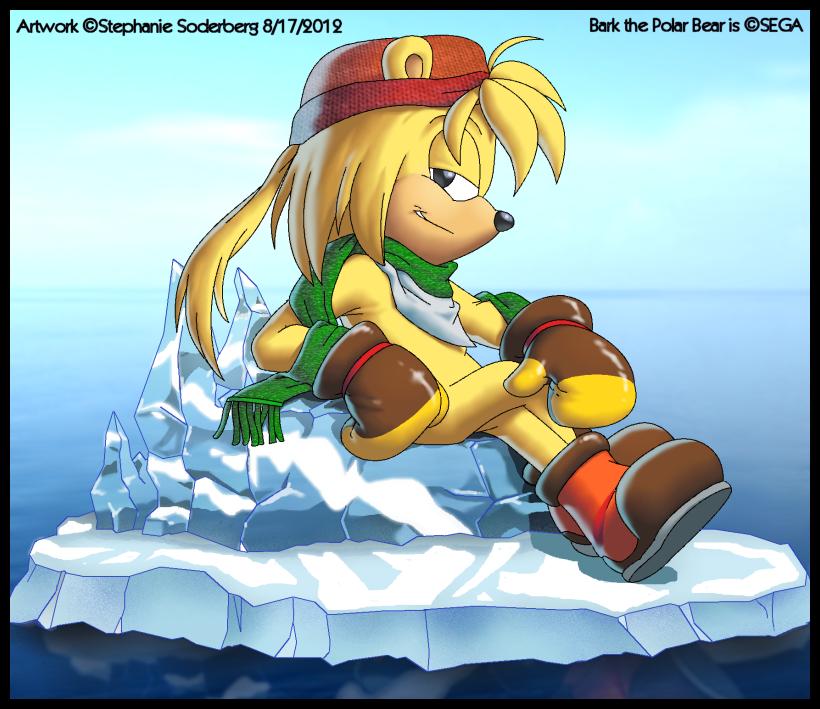 Sonic: Smexy Bark WTF? by LuLuLunaBuna