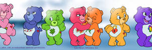 Care Bears: ...Lots of Care Bears