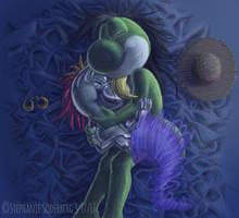 Luna Yoshi x Ruffy Yoshi '17
