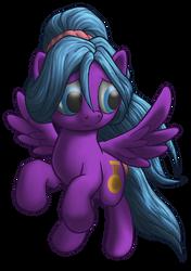 MLP/Chrono Trigger: Pony Schala by LuLuLunaBuna