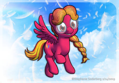 MLP: Oh hey, it's Feather May again.
