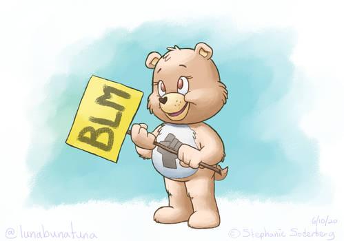Care Bears: Black Lives Matter Bear