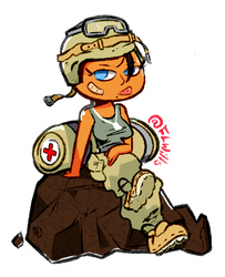 Medic! by HamenArt