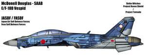 E/F-18D JASDF / FASDF