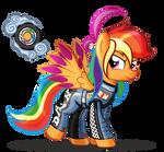 Windy Dash - Racing Suit