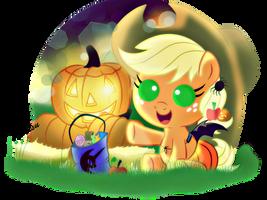 Halloween AJ 2013 by Ruhisu