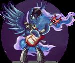 GIFT: Ask Teen Chrysalis - Luna
