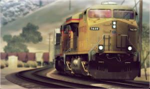 TS2014 trainspotting