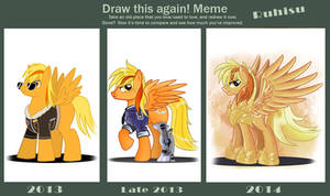 Draw This Again - Brave Wing