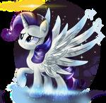 The alicorn angel