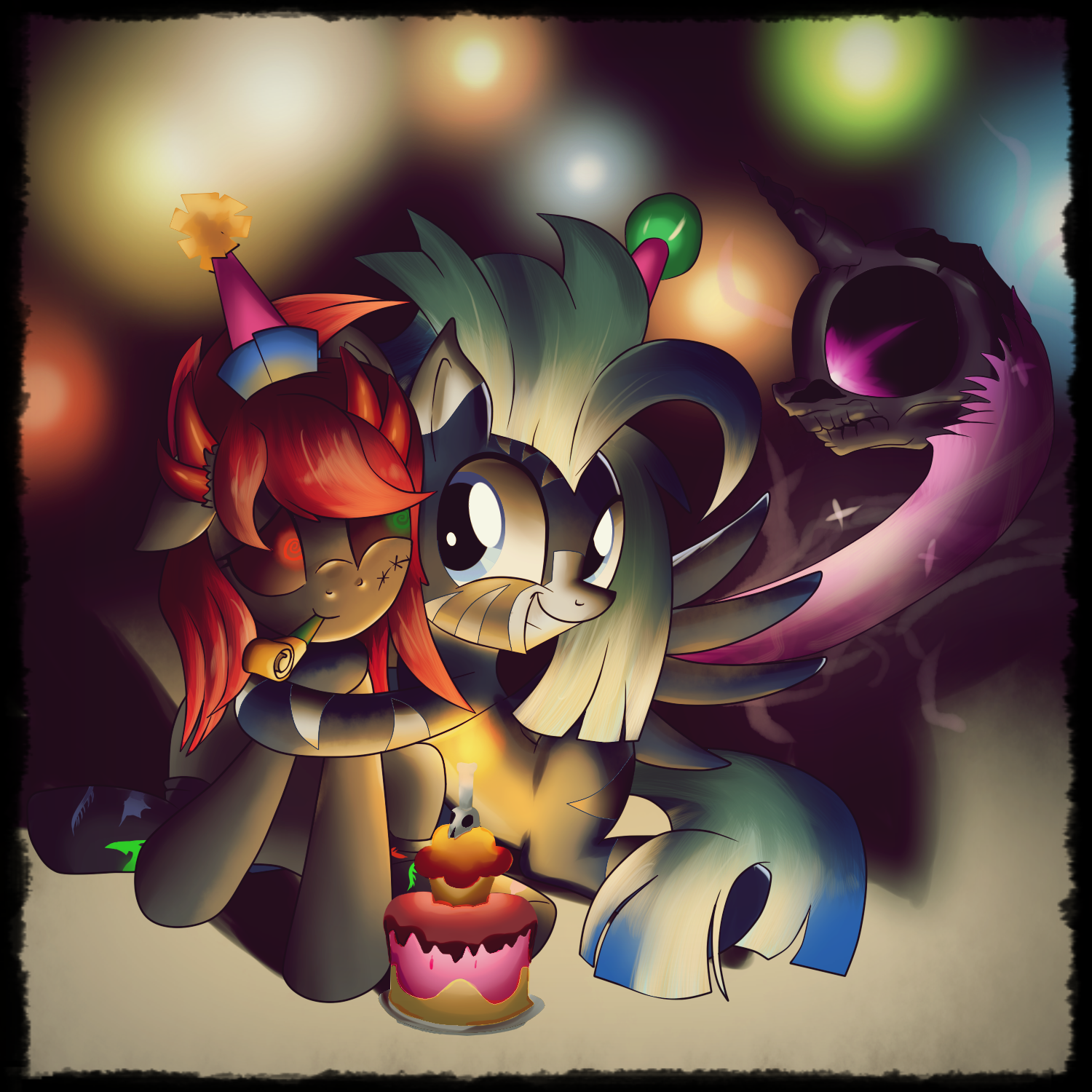 Late birthday gift for Spiderwick