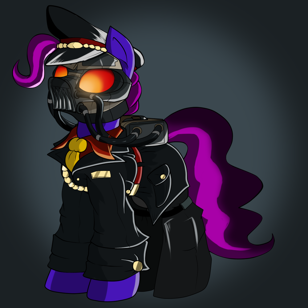 COMMISSION - Nightmare Night Flashpoint