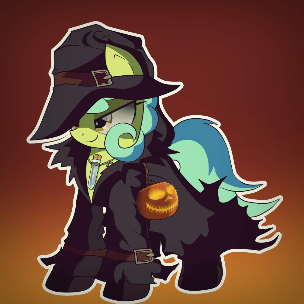 Nightmare Night Julienne - The Witch
