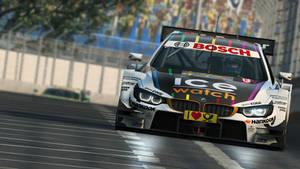 BMW DTM M4 2014 - Norisring