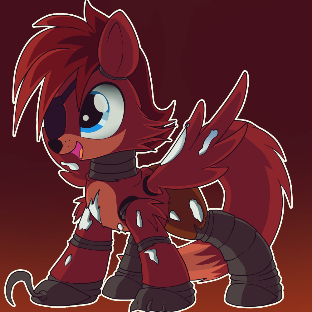 Commission - Nightmare Night Aerial Ace