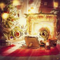Merry Christmas 2016 by Ruhisu