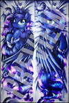 Princess Luna dakimakura design