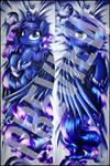 Princess Luna dakimakura design