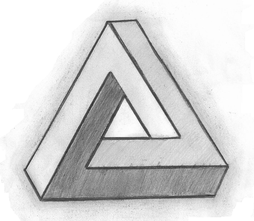 Illusion by jason262 on deviantart triangle illusion by jason262 triangle illusion by jason262 buycottarizona Images