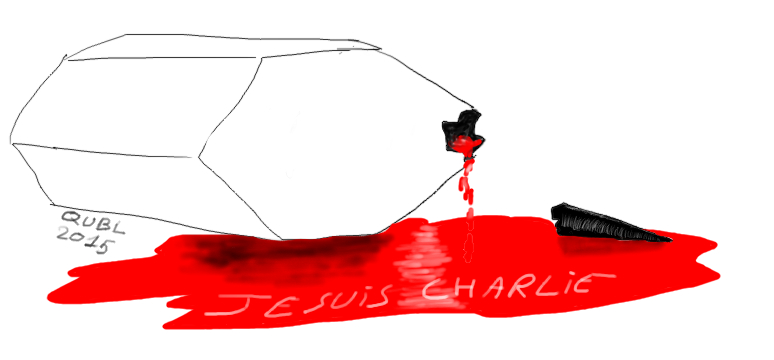 Je Suis Charlie - 2 by Cryobash