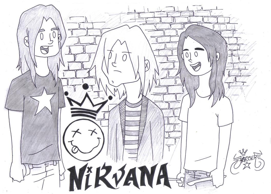 Nirvana by X-YaSser-X
