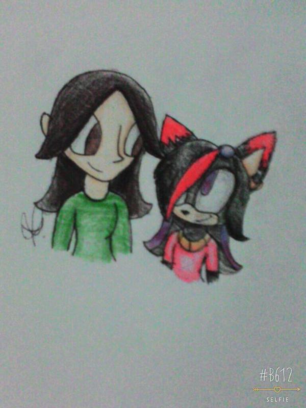 .:Wendy y yo 3:. by Dixythefox