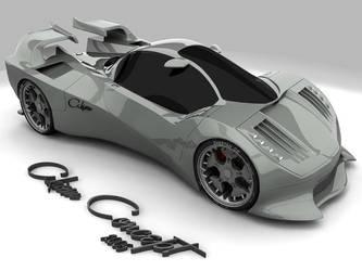 Akiom Concept Car.. by lambo